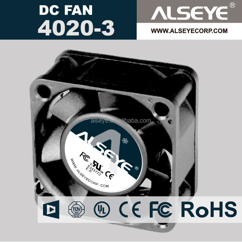 Alseye CB1043 manufacturer cpu fans 40mm small axial fans 5v rechargeable fan
