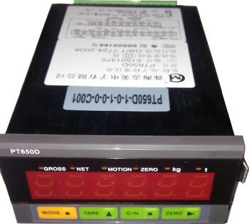 PT650D Weighing Indicator