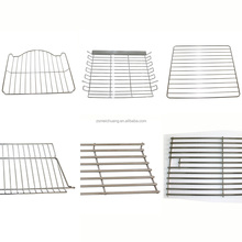 BBQ Grill Round Steel Cooking Grate