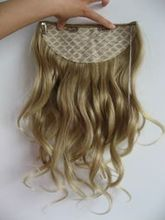 Natural & Synthetic hair / Extensions / Quality inspection service / During production check / QC in China