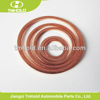 large copper lock washers for locking nut