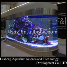 Big Acrylic Fish Tanks for Sale