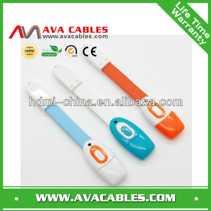 for samsung galaxy micro usb cable with card reader