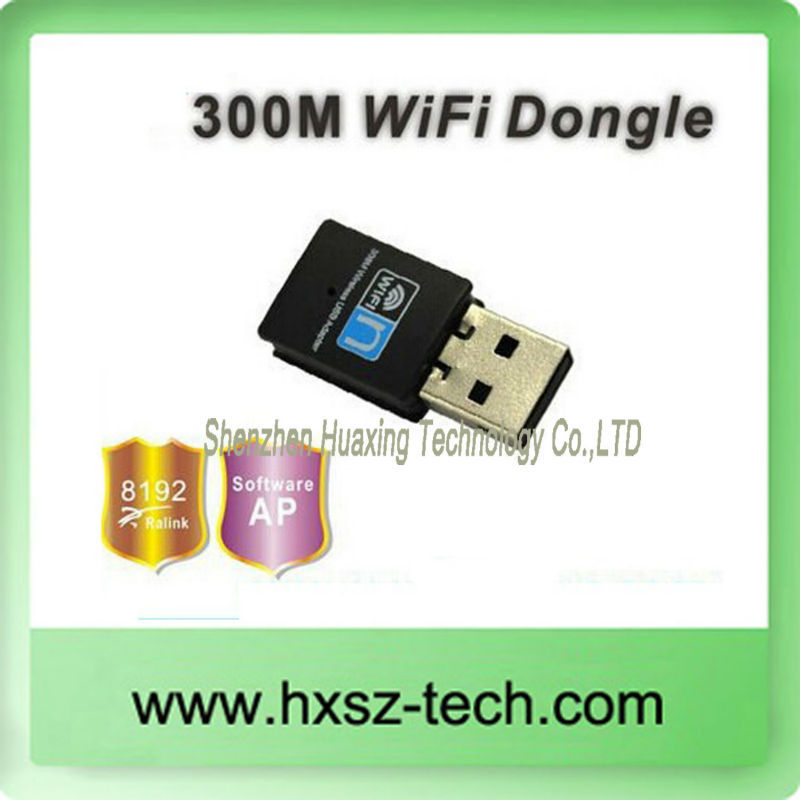 High Power 802.11n Wireless Compact USB Adapter