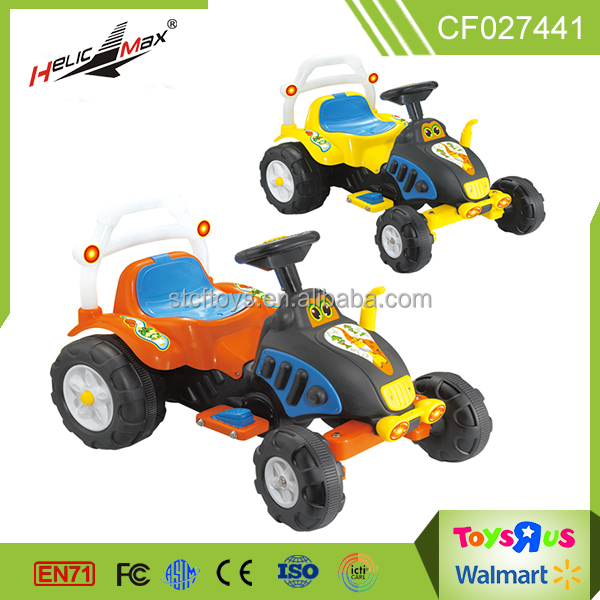 children toys car electric cartoon four wheeled baby ride on car