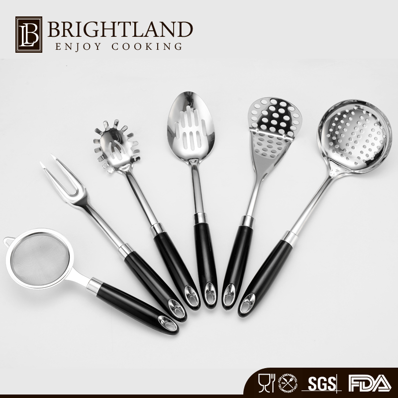 Stainless Steel Kitchen Utensil Tools and Gadgets Set
