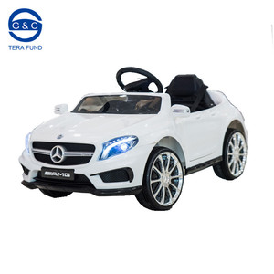 2018 Newest GLA45 Benz licensed ride on car for kids