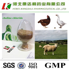 Animal Feed grade Corn Cob Testing By Silver Nitrate Titration Choline Chloride 60%