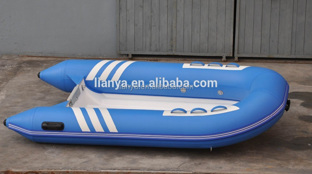 Liya marine engine outboards china fiberglass rowing boat 4.0m mini boat