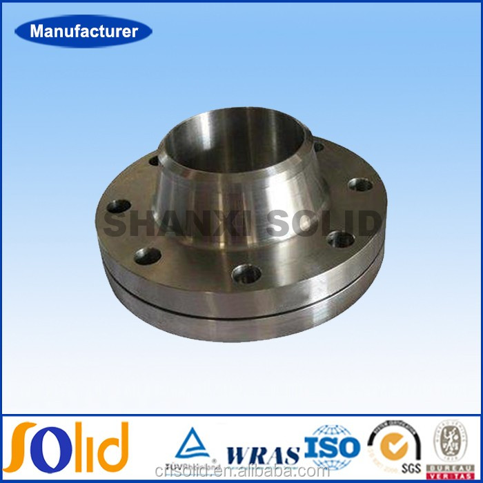 Supplying ASTM a182 f316l stainless steel flange