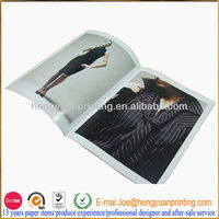 2014 soft cover high quality color printing my hot book