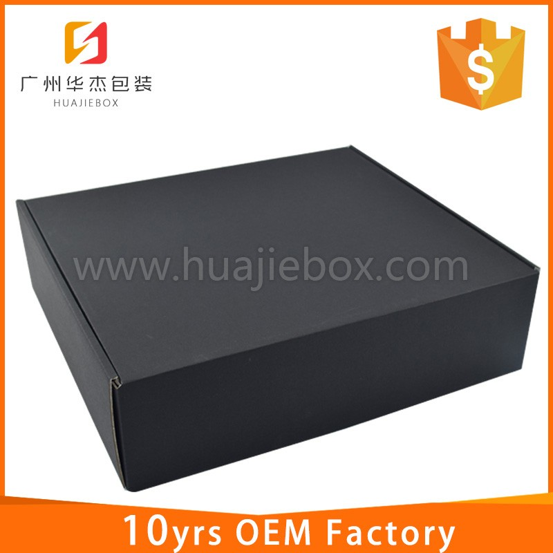 Cheap Colorful Corrugated Paper Box Packaging In Stock Box
