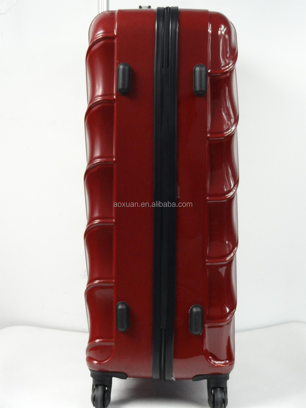 travel time trolley bag 2013 new design fashion luggage travel bags luggage ABS/PC trolley luggage