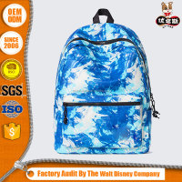 low price waterproof durable sexy girls school bag backpack student