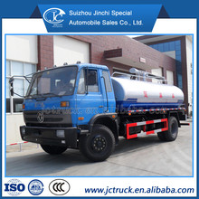 DongFeng 4X2 fecal suction truck 10M3/vacuum sewer cleaner