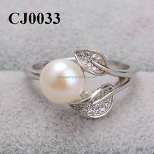 2016 New Arrival Designs Fashionable Value 925 Sterling Silver Ring