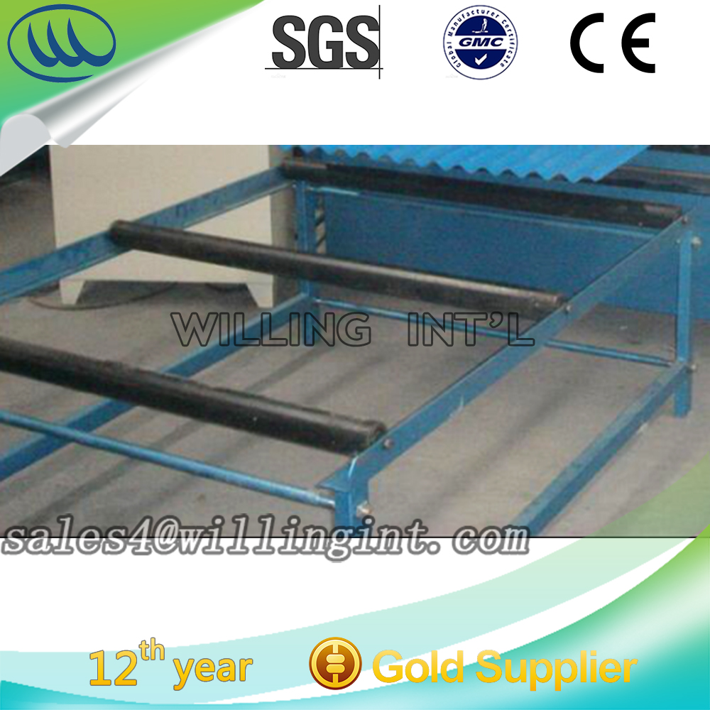 High Quality Aluminum Extrusion Run Out Table e for roll foming machines