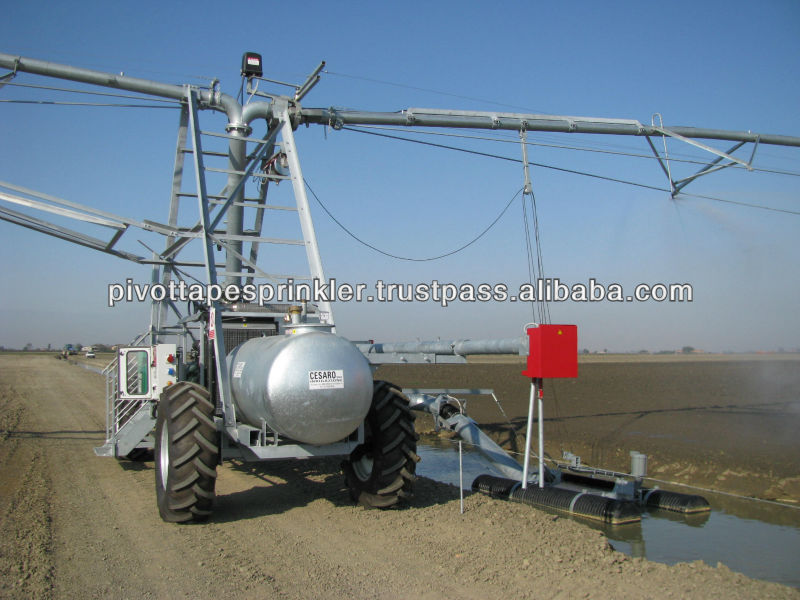 Linear Machine for irrigation