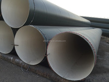 ERW Carbon Welded Steel Pipes 3PE coating API 5L X52 psl1 psl2 std Gas