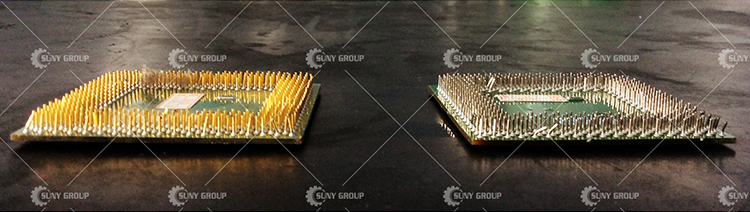 Gold PCB Scrap Recycling Machine Supplier