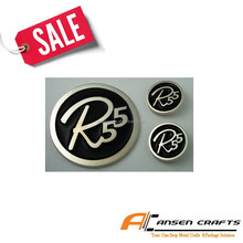 2015 New designs of R55 custom car emblem for sale