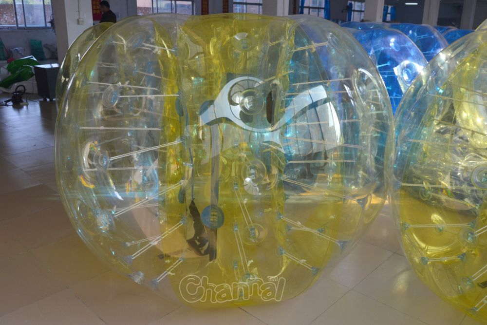 HOT Sport game inflatable body bumper ball human inflatable bumper bubble ball for adult kid use