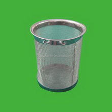 China good supplier First Grade ss gas and liquid mesh filter