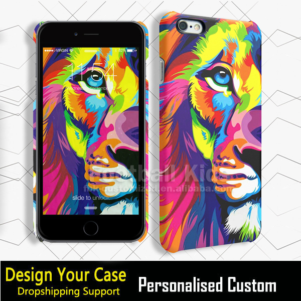 For Apple iPhone 5 5S Case Mobile Phone customized design Case Made in China PC Cover Case