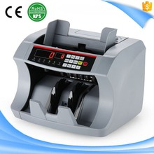 S92 indian rupee bill counter counterfeit detecting counting machine with TFT