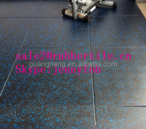 Johnsonite rubber floor tile