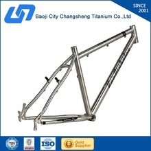 competitive price gr9 titanium tandem road bike frame titanium tandem mtb bike frame high quality and best price
