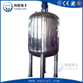 industrial chemical stainless steel liquid mixing tank, liquid detergent production equipment