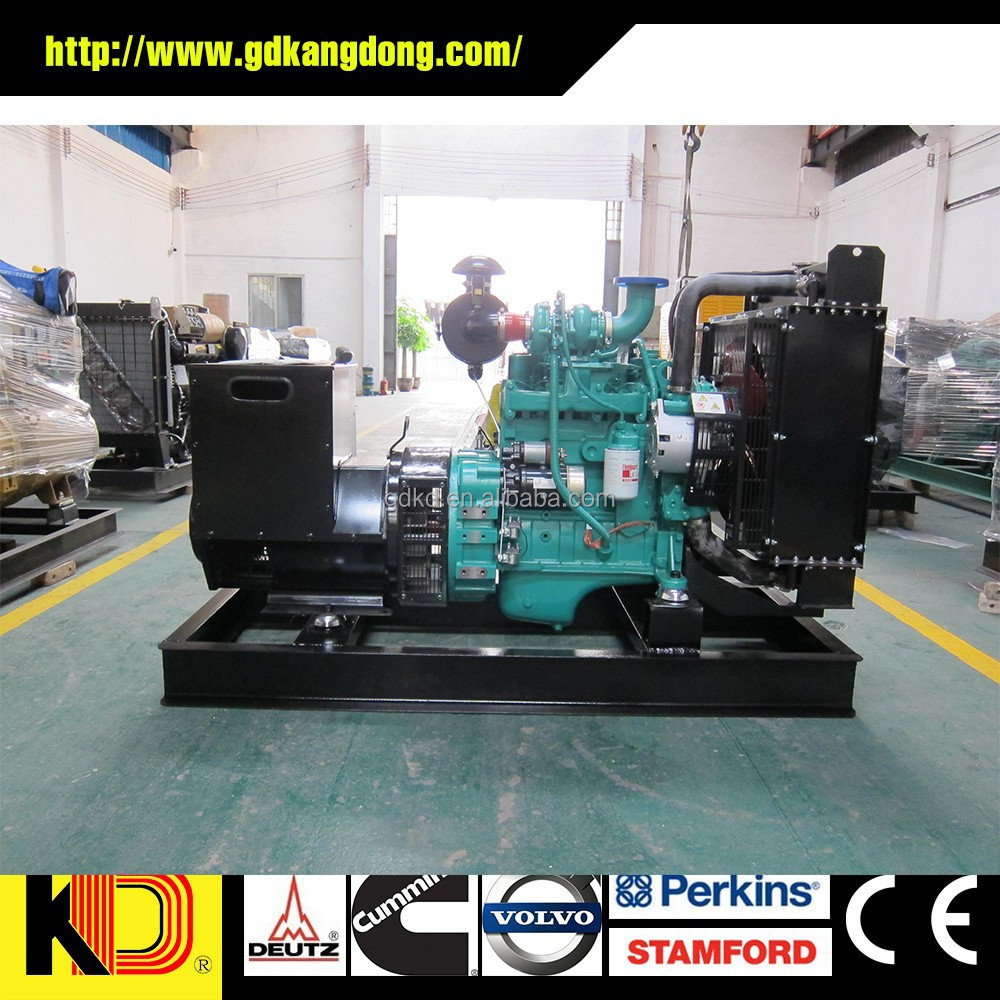 62.5kva generador diesel China electrical products