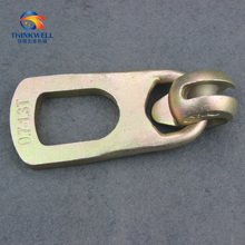 Concrete Precast Accessories Lifting Anchor Spherical Head Ring Lifting Clutch
