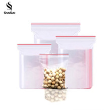Sawdust Packaging Wicket Clear Pp Medicine Ziplock Pharmacy Plastic Printed Bags