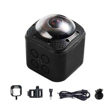 2017 SOOCOO Cube360F 1080P Full HD 360 Degree Panorama Camera Wifi 20m Waterproof mini action camera