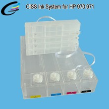 Factory Direct Sales Similar as Oringal Ink Tank For HP 970 971 X476dn Ciss