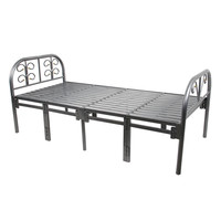 Metal Bedstead Cheap Single Beds For Sale