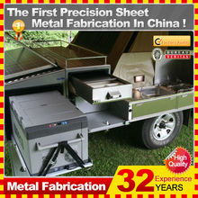 KINDLE atv camping trailer with custom service