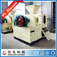 High capacity ball briquette machinery of Henglong