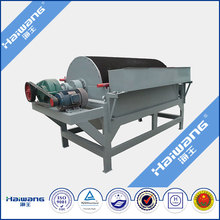 Haiwang Mineral Hematite Iron Ore Drum Dry Magnetic Ore Separator