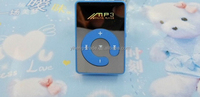 free sample Mini Clip Mp3 Player/sport Mirror Mp3/TF card support with Eaphone, USB cable