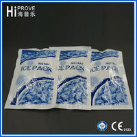 Disposable Cold Heat Gel Ice Non Toxic Pack Sports Muscle / Back Pain Relief