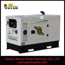 12kva silent diesel generator with ISO