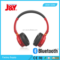 2015 HOT Bluetooth Headset Stereo Bluetooth Headset with MP3 player Headphone