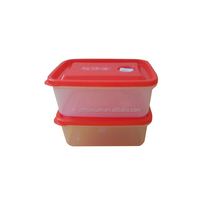 1.0L microwave plastic food container vent hole