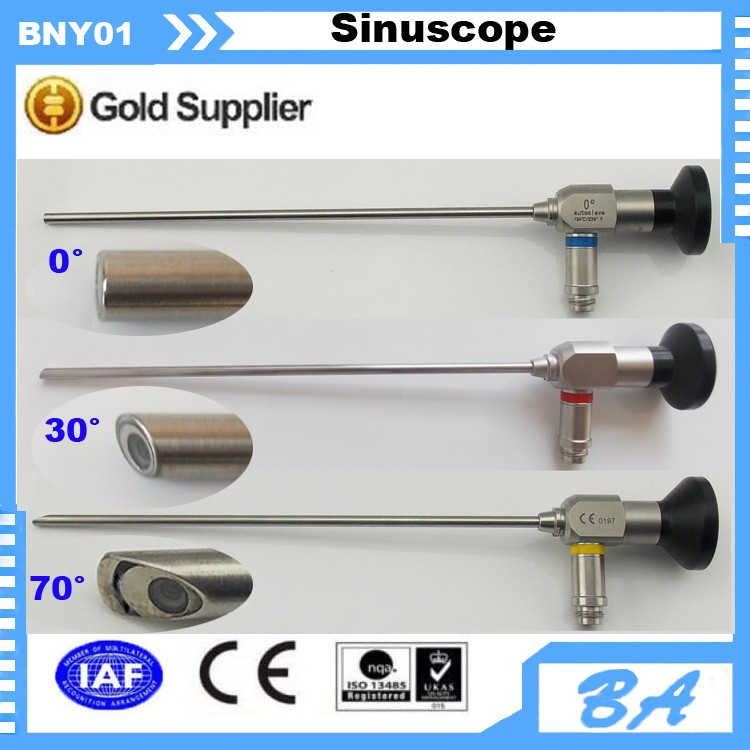 2015 new item Germany quality reusable ent endoscope/Karl Storz compatible