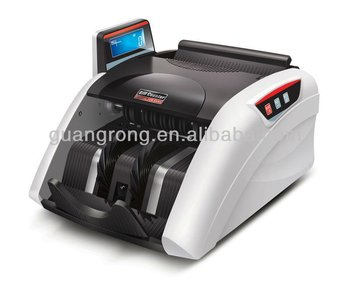 Portable Money Counter and Detector GR-2100
