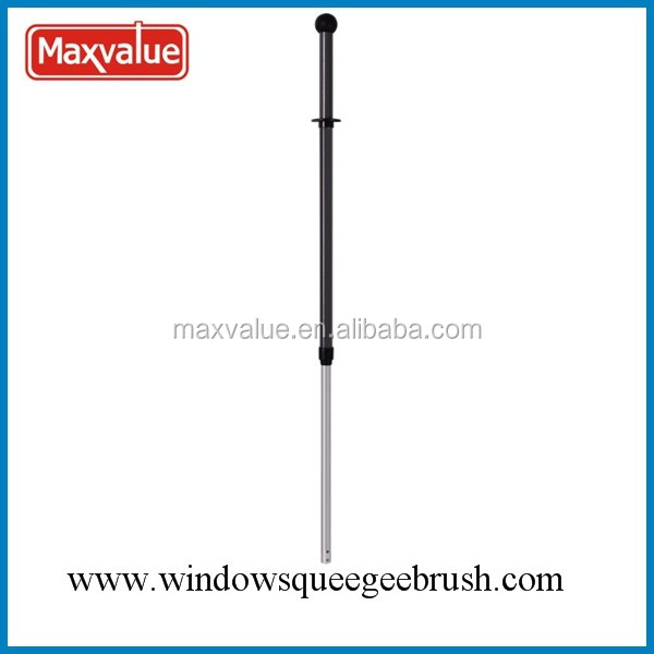 broom aluminum stick