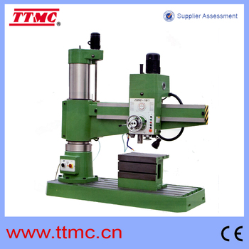 Z3040X13/2 TTMC Hydraulic Radial Drilling machine